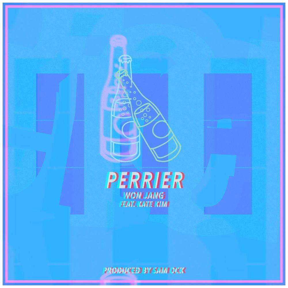 Won Jang – Perrier (Feat. Kate Kim) – Single