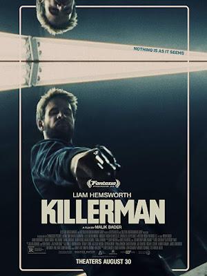 Killerman 2019 DVD R1 NTSC Latino