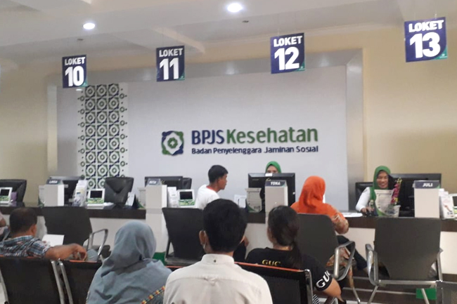 Kantor Bpjs Kesehatan Medan Kembali Buka Layanan Langsung Media Apa Kabar