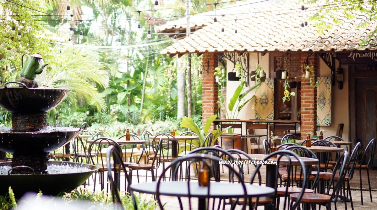 cafe depok Ol' Pops Coffee Cinangka
