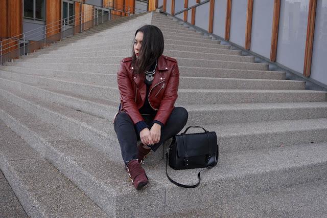 photo assise escalier