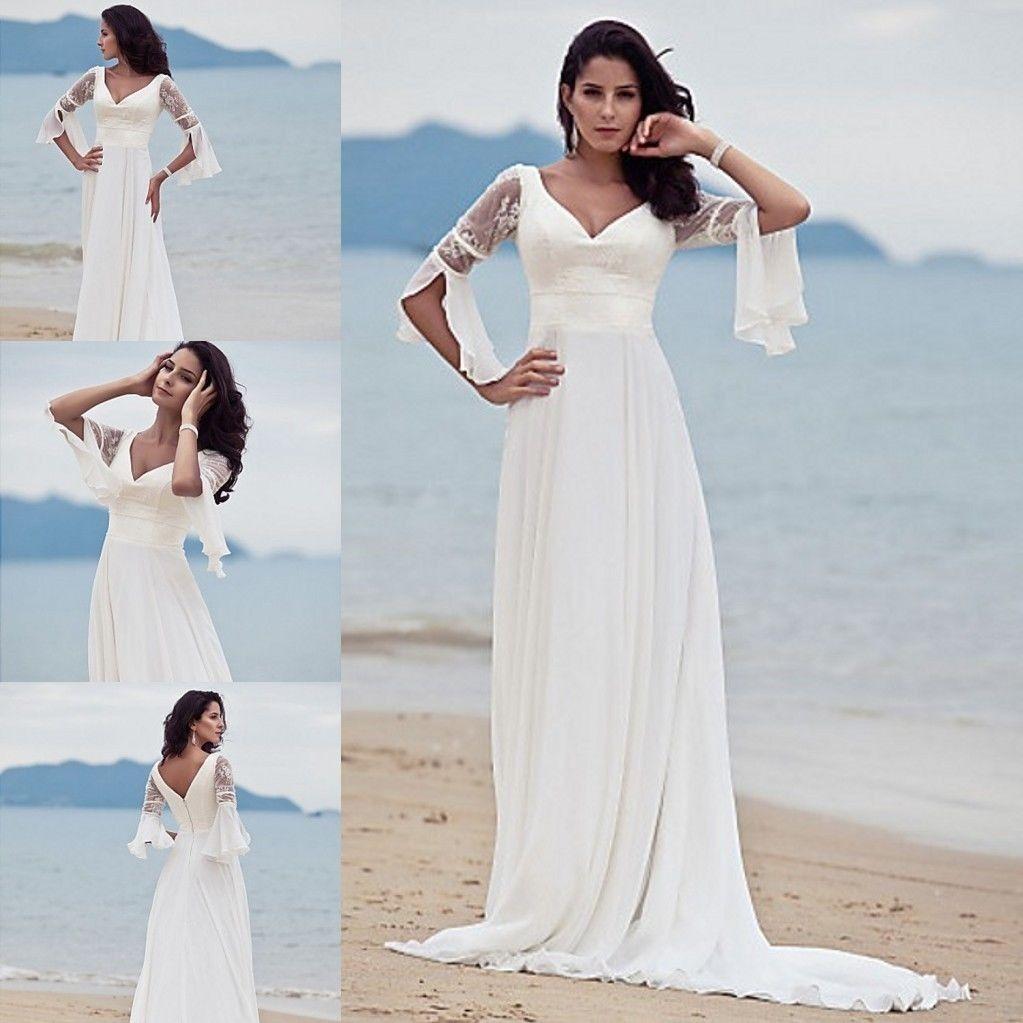 D321 Cozy Panoramic Beach @ Wedding Dresses | bridal wedding trend