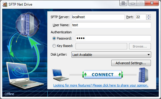 Mount FTP and SFTP Server as Local Drive in Windows | SumTips