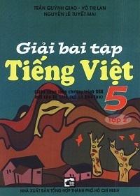 Giải Bài Tập Tiếng Việt 5 Tập 2 - Trần Quỳnh Giao