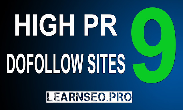 HIGHPR 9 Directory Submission sites