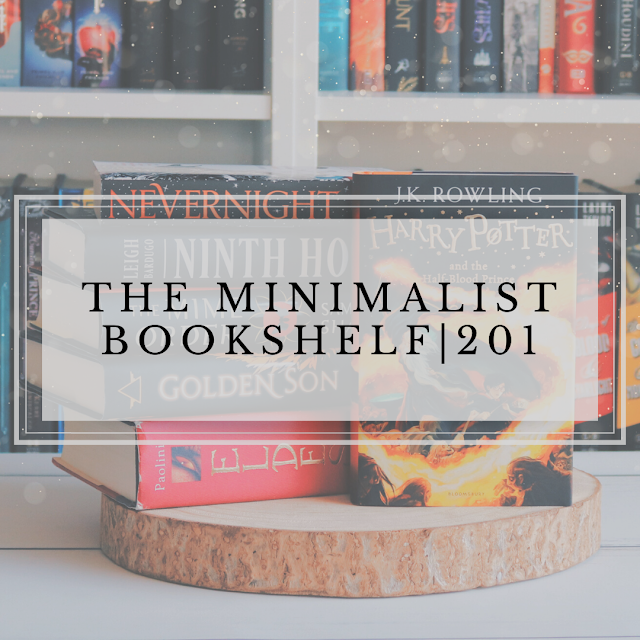 The Minimalist Bookshelf 201