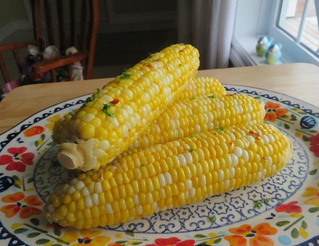 Butter Bath Corn