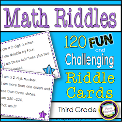 Third Grade Riddles Updated!
