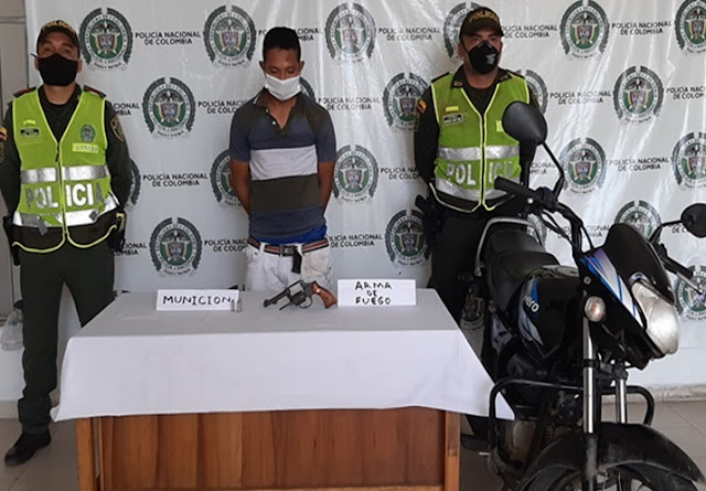 hoyennoticia.com, Capturado en Altos del Valle, ¡El parrillero logró escapar!
