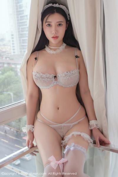 [XIUREN秀人网] 2020.10.23 VOL.2689 陳夢babe