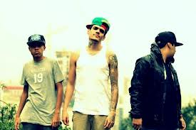 Pollo, a nova banda de rap