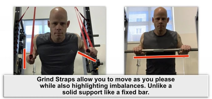 The DIY Grind-Straps Portable Calisthenics Gym