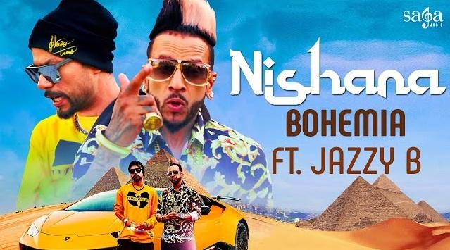 Nishana Lyrics Bohemia,Nishana Lyrics