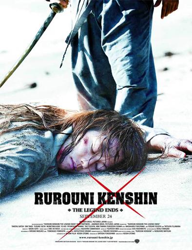 pelicula Rurouni Kenshin: La leyenda termina