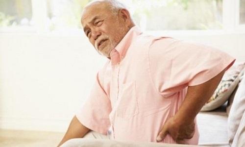 Triệu chứng bệnh loãng xương ở người cao tuổi