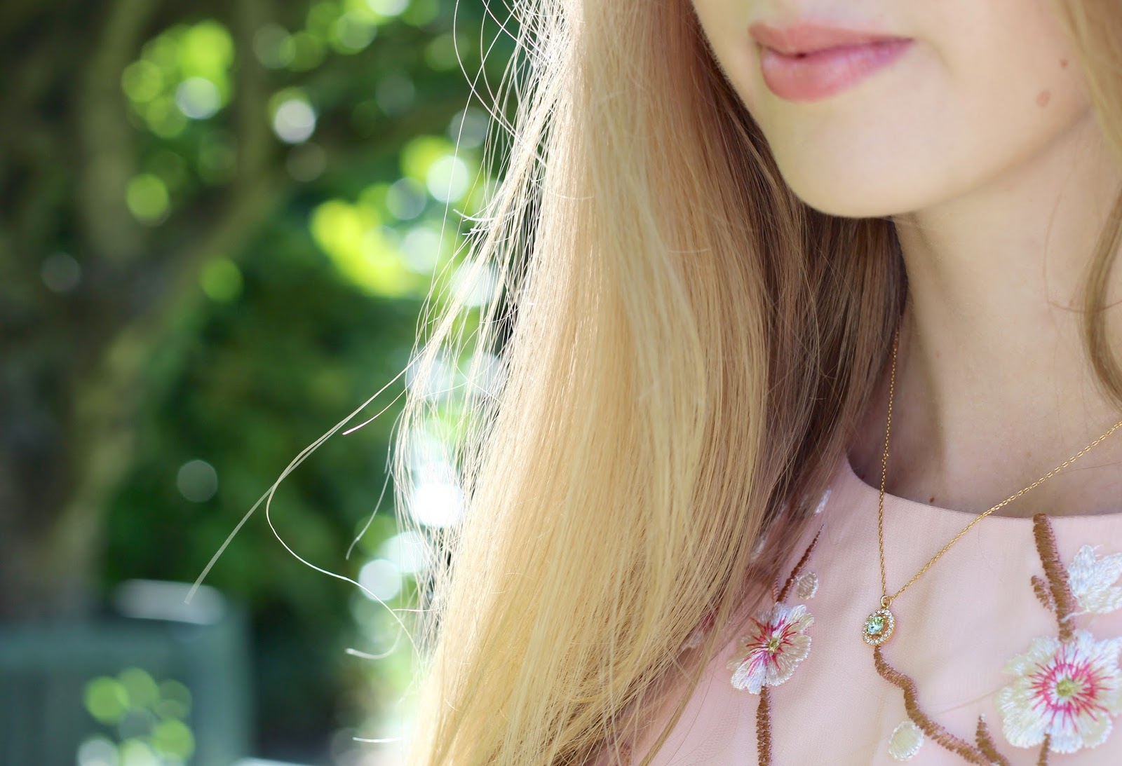Lily and Rose Jewellery fashion blog review