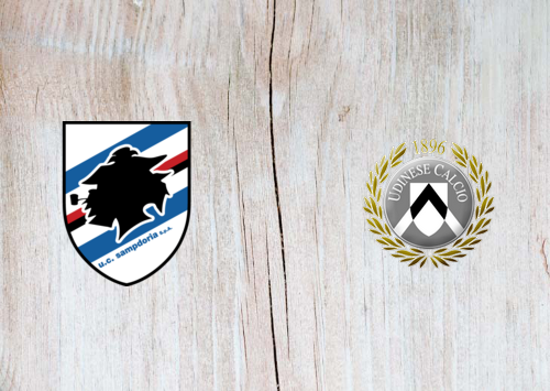 Sampdoria vs Udinese -Highlights 24 November 2019