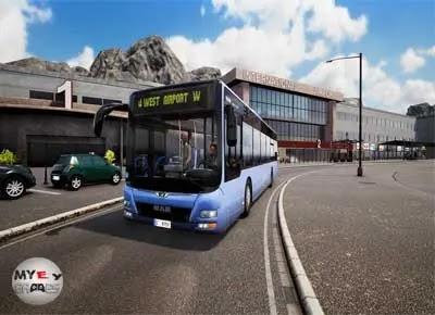 ماذا عن تحميل لعبة Bus Simulator 18 للكمبيوتر برابط مباشر