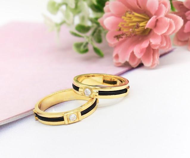 Dùng nhẫn lông voi làm nhẫn cưới