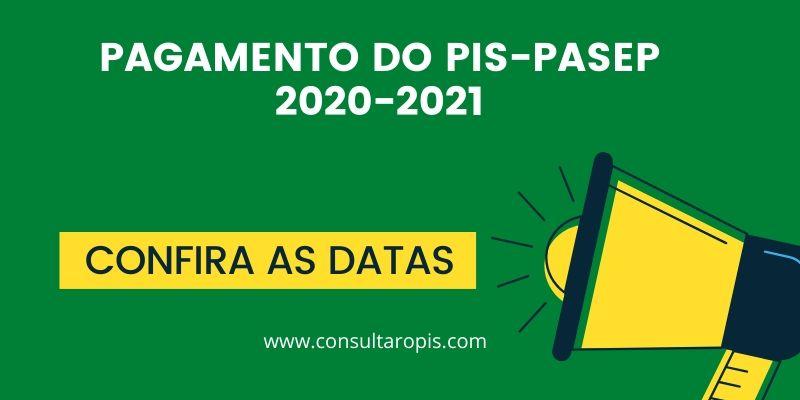 Pagamento do PIS-PASEP 2020-2021