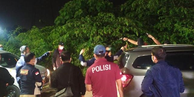Rekonstruksi Lengkap Baku Tembak Antara Petugas Dan Anggota FPI