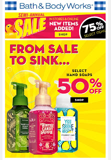 Bath & Body Works | Today's Email - January 7, 2020