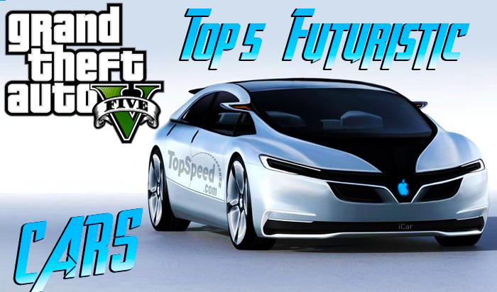 Top 5 Best Futuristic Cars in GTA V [Add On] GTA 5 Mod