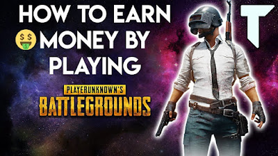 MONEY BY PUBG