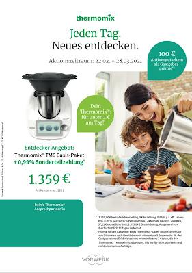 Thermomix® Angebot 3/2021