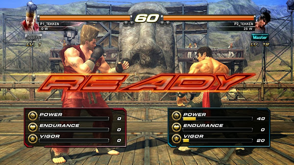 Tekken Revolution PSN (EUR) PS3 ISO Screenshots #4