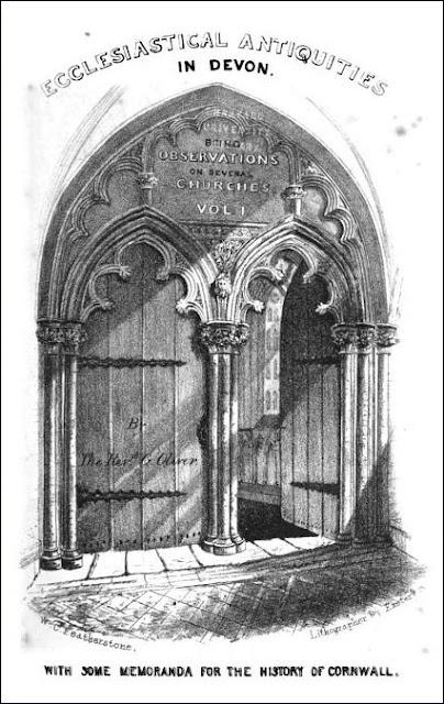 Ecclesiastical Antiquities in Devon (George Oliver, 1840)