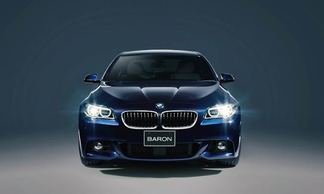 BMW 5 Series BARON Limited Edition