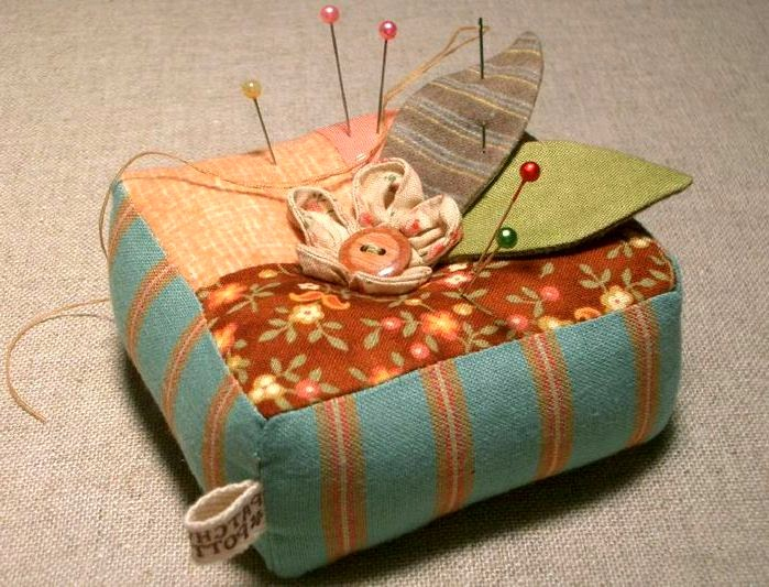 Оригинальные подушки с выкройками