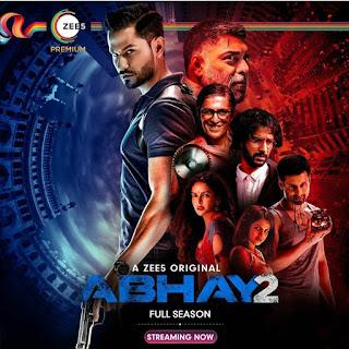 Abhay Web Series Season 2 480p 720p HD Download