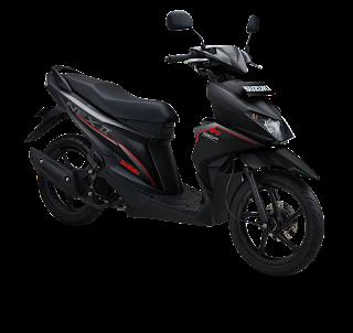 Warna, Fitur, dan Spesifikasi Suzuki Nex II Fancy Dinamic
