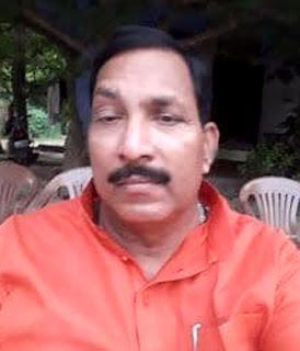 सड़क हादसे में पूर्व जिला पंचायत सदस्य संतोष सोलंकी की मौत  | #NayaSaberaNetwork