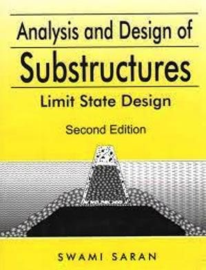 [PDF] Analysis & Design of Substructures by Swami Saran