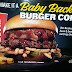 FOOD REVIEW: Baby Back Rib Thickburger via Carl's Jr/Hardee's