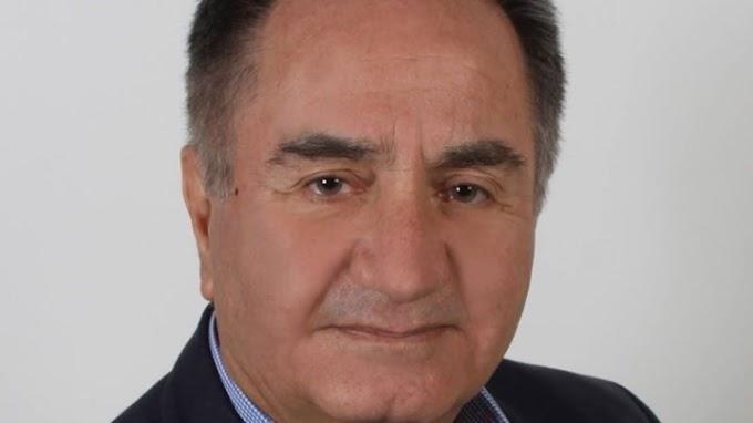 Θεόδωρος Κατσανέβας: Η ανάρτηση στο facebook με την οποία ενημέρωνε ότι διαγνώστηκε θετικός στον κορονοϊό