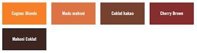 Henna-Hair-Dye-Colors-Chart-Cream-Color