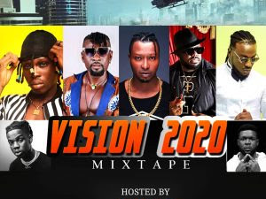 Download Mixtape: DJ Adex – Vision 2020 Mixtape