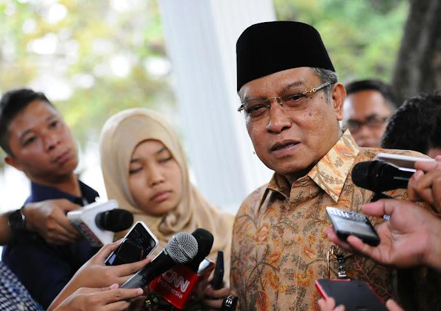Ketua Umum Pengurus Besar Nahdlatul Ulama (PBNU), KH. Said Aqil Siradj