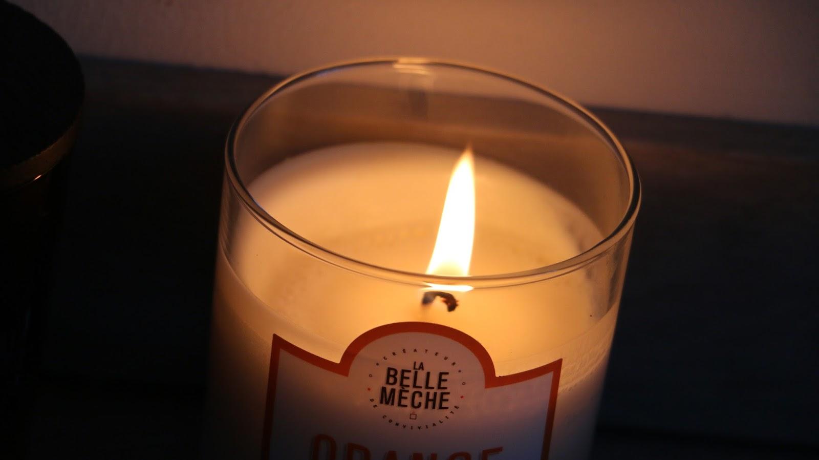 mes bougies parfum es et senteurs favorites de la saison avec la belle m che caudalie the. Black Bedroom Furniture Sets. Home Design Ideas