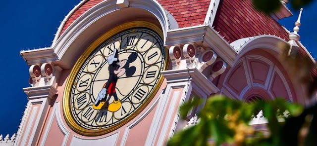 An update regarding Disneyland Paris' Hotels (August, 2020), 巴黎迪士尼樂園, Mickey Mouse Clock