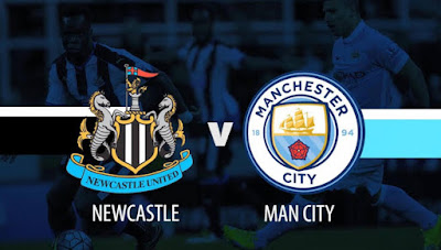 Live Streaming Newcastle vs Manchester City EPL 30.11.2019