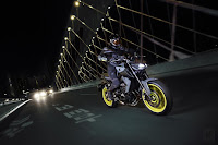 2017 Yamaha FZ-09 Updated