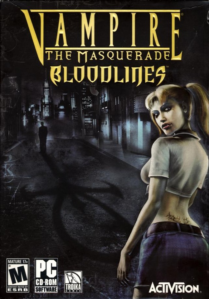 vampire the masquerade bloodlines console commands - woodworking