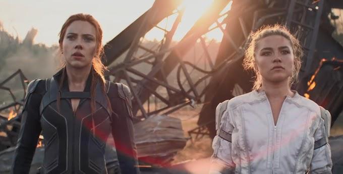 """Cate Shortland directora de Black Widow confirma el """"paso de batuta"""" del personaje"""