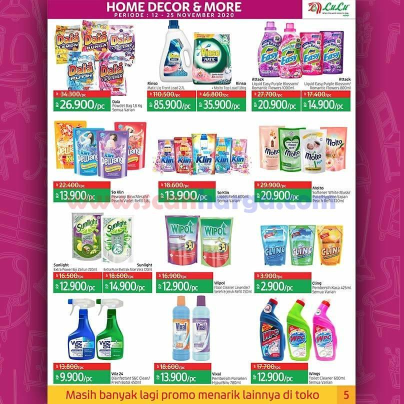 Katalog Promo LULU Supermarket 12 - 25 November 2020 5