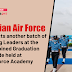 Indian Air Force inducts another batch of Young Leaders at the Combined Graduation Parade held at Air Force Academy